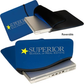 Reversible Laptop Sleeve - Neoprene
