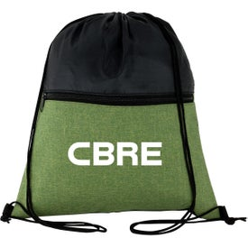 Ridge Drawstring Backpacks