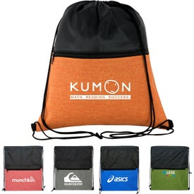 Ridge Drawstring Backpack