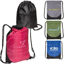 Rio Grande Drawstring Backpacks
