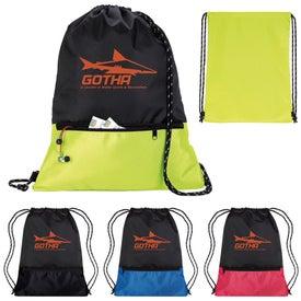 Ripstop Drawstring Sport Bag