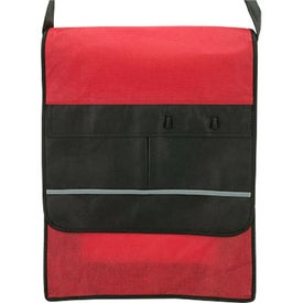 Advertising Riscerca Messenger Bag