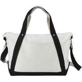 Imprinted Rivage Weekender Duffel Bag
