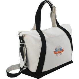 Customized Rivage Weekender Duffel Bag