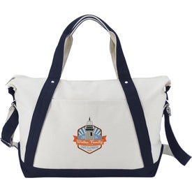 Rivage Weekender Duffel Bag with Your Logo