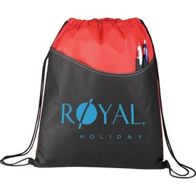 Rivers Pocket Cinch Backpack for your School