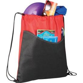 Advertising Rivers Pocket Cinch Backpack
