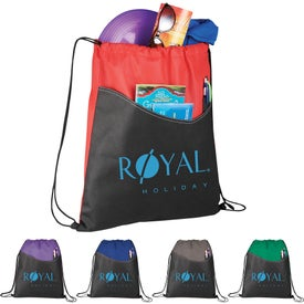 Company Rivers Pocket Cinch Backpack