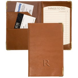 Riverside Jotter Wallet Branded with Your Logo