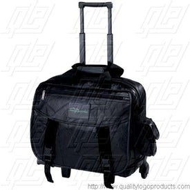 Rolling Computer Attache Bag