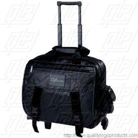 Rolling Computer Attache Bag