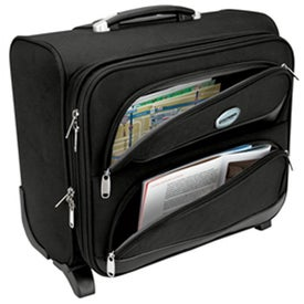 Personalized Rolling Executive Travel Case