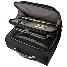 Branded Rolling Executive Travel Case