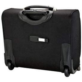 Monogrammed Rolling Executive Travel Case