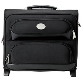 Rolling Executive Travel Case Branded with Your Logo