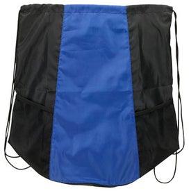 Logo Rosso Sport Bag