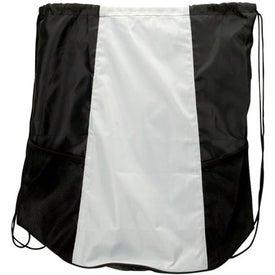 Rosso Sport Bag for Advertising