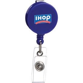 Customized Round Badge Holder