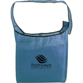 Personalized RPET Fold Away Sling Bag