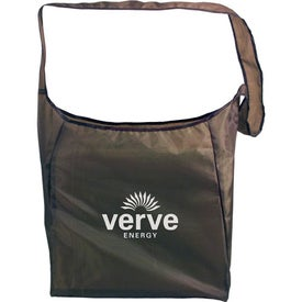 RPET Fold Away Sling Bag Branded with Your Logo