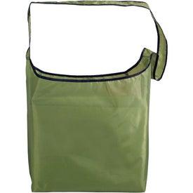 Promotional RPET Fold Away Sling Bag
