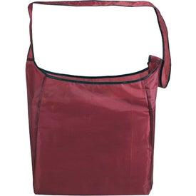 Custom RPET Fold Away Sling Bag