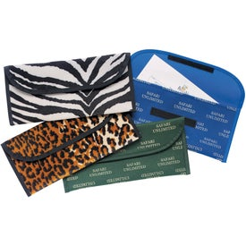 Safari Pouch (Animal Print)