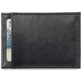 Safe Travels Traverse Wallet with Your Slogan