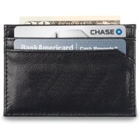 Safe Travels Traverse Wallet for Advertising