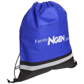 Safety Drawstring Bag for Advertising
