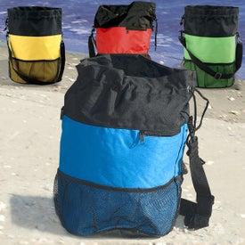 Monogrammed Sand Bag