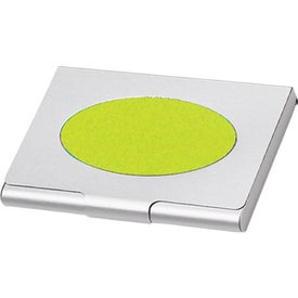 Saturn Business Card Holder for Your Organization