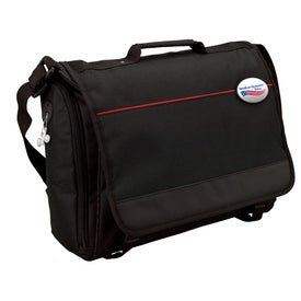 Scalare Messenger Bag Imprinted with Your Logo