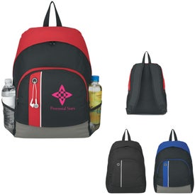 Scholar Buddy Backpack with Your Logo