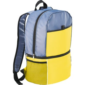The Sea Isle Insulated Backpack for Your Company