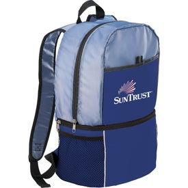 Custom The Sea Isle Insulated Backpack