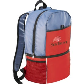 The Sea Isle Insulated Backpack for Advertising