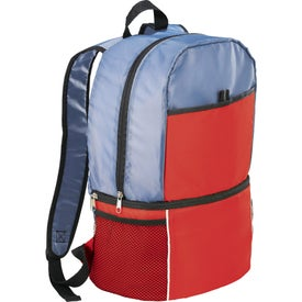 The Sea Isle Insulated Backpack for Customization