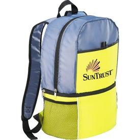 Logo The Sea Isle Insulated Backpack