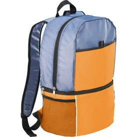 The Sea Isle Insulated Backpack for Promotion