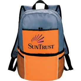 Imprinted The Sea Isle Insulated Backpack
