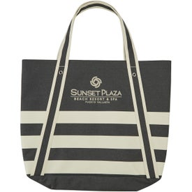 Seaport Boat Tote Bag