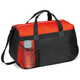 Sequel Sport Duffel Bag Imprinted with Your Logo