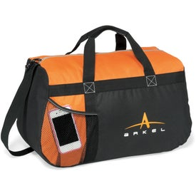 Branded Sequel Sport Duffel Bag
