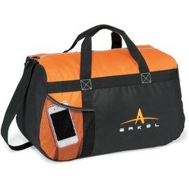 Branded Sequel Sport Duffel Bag