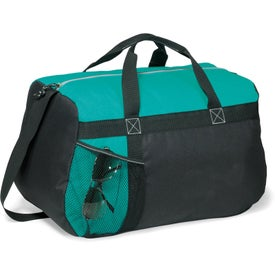 Imprinted Sequel Sport Duffel Bag