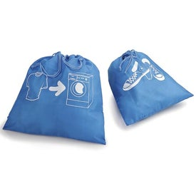 Branded Set of Traveling Bags