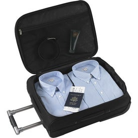 Sheaffer Classic 2-Wheeled Carry-On for Promotion
