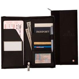 Custom Sheaffer Classic Travel Wallet