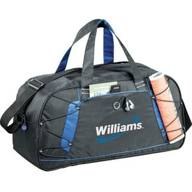 Customized Shockwave Sport Duffel